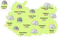 El tiempo en Ciudad Real: miércoles de tormentas más dispersas