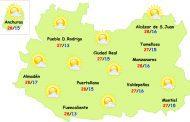 El tiempo en Ciudad Real: descenso de temperaturas
